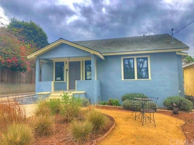 742 Eucalyptus Drive, El Segundo, CA 90245 (#SB20252775) :: Go Gabby