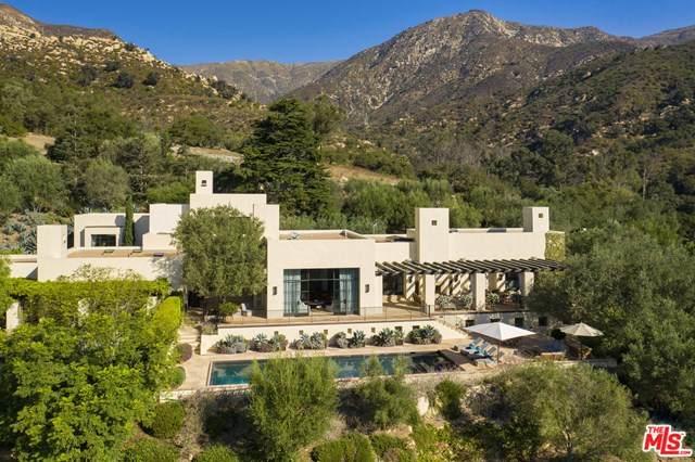 1630 E Mountain Drive, Santa Barbara, CA 93108 (#20668358) :: Bob Kelly Team