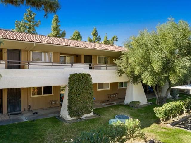 2875 N Los Felices Road #110, Palm Springs, CA 92262 (#219054189PS) :: Team Forss Realty Group