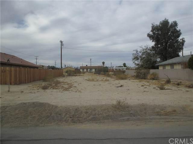 0 Desert Knoll Drive, 29 Palms, CA 92277 (#JT20252736) :: RE/MAX Masters