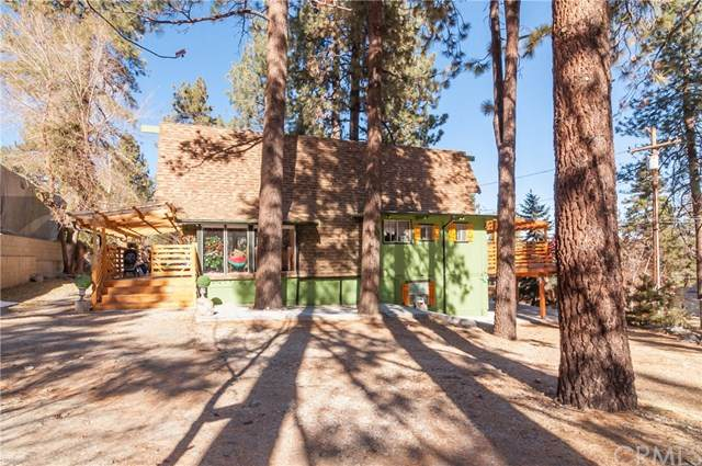 5331 E Canyon Court, Wrightwood, CA 92397 (#CV20253845) :: The Results Group