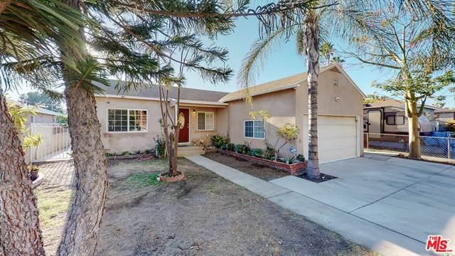 8463 Omelveny Avenue, Sun Valley, CA 91352 (#20668826) :: The DeBonis Team