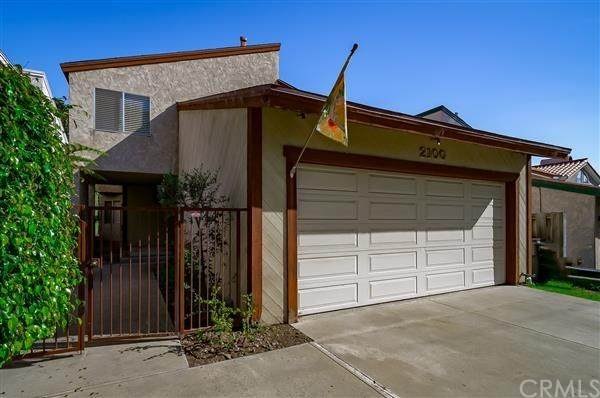 2100 Oak Avenue, Manhattan Beach, CA 90266 (#SB20253347) :: Compass