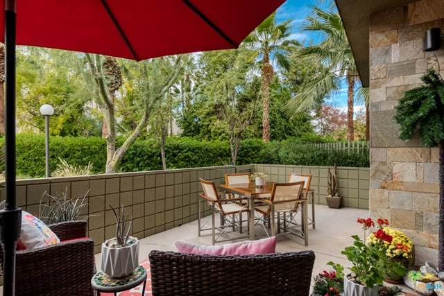 820 E Palm Canyon Drive #101, Palm Springs, CA 92264 (#20664490) :: Team Forss Realty Group