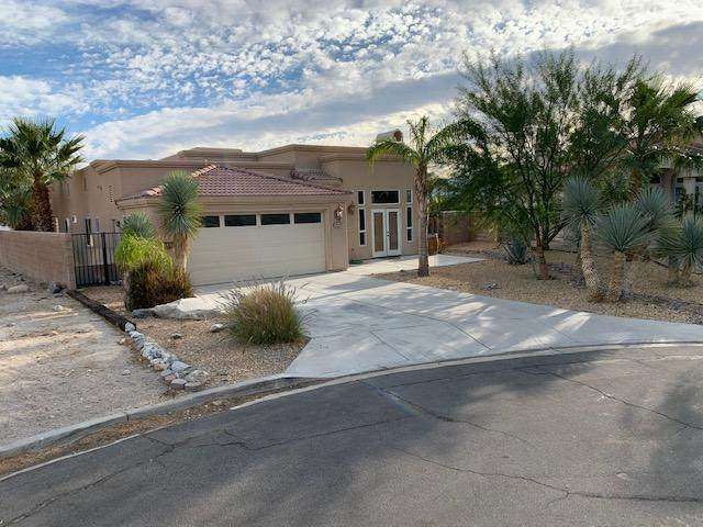 64975 Leonard Court, Desert Hot Springs, CA 92240 (#219054327PS) :: Re/Max Top Producers