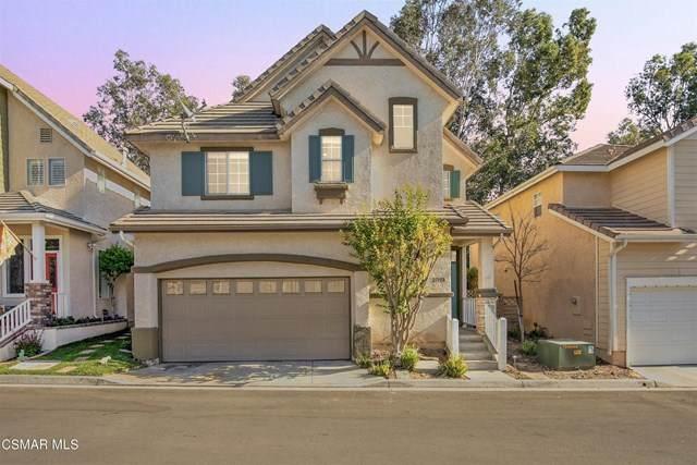 27158 Manor Circle, Valencia, CA 91354 (#220011315) :: Compass