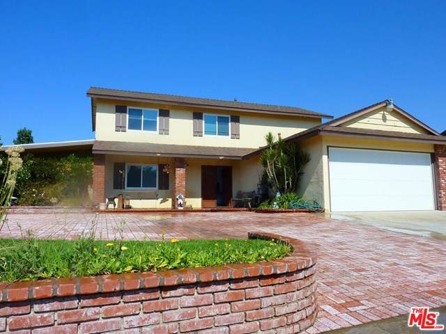 935 Haviland Street, Simi Valley, CA 93065 (#20669444) :: The Results Group