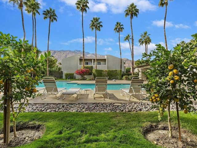 351 N Hermosa Drive 5C1, Palm Springs, CA 92262 (#219054348DA) :: Team Forss Realty Group