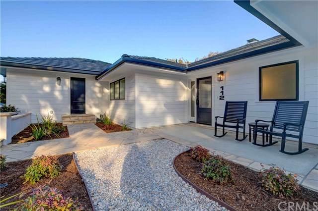 112 Via Las Vegas, Palos Verdes Estates, CA 90274 (#SB20255627) :: Realty ONE Group Empire