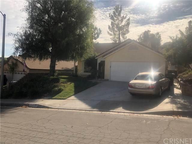 28716 Meadowgrass Drive, Castaic, CA 91384 (#SR20255278) :: Compass
