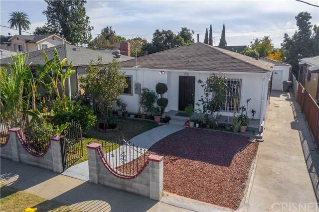 4058 W 107th Street, Inglewood, CA 90304 (#SR20255896) :: The Results Group