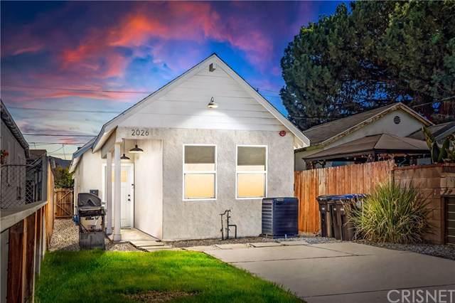2026 N Buena Vista Street, Burbank, CA 91504 (#SR20256318) :: The Brad Korb Real Estate Group