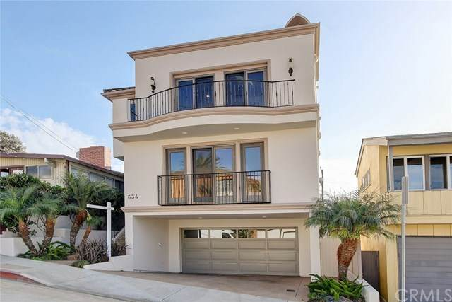 634 8th Place, Hermosa Beach, CA 90254 (#SB20216281) :: The Results Group
