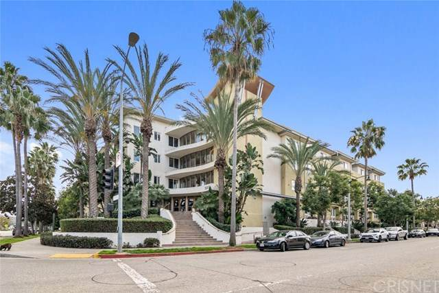 6400-Park Crescent Park E #322, Playa Vista, CA 90094 (#SR20257124) :: Team Tami