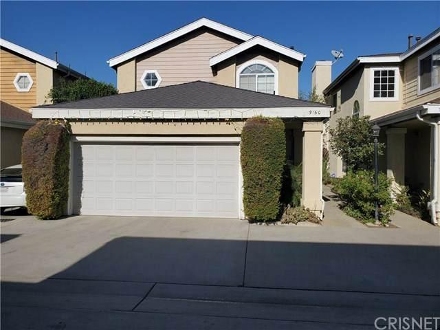 9160 Burnet Avenue, North Hills, CA 91343 (#SR20255472) :: BirdEye Loans, Inc.
