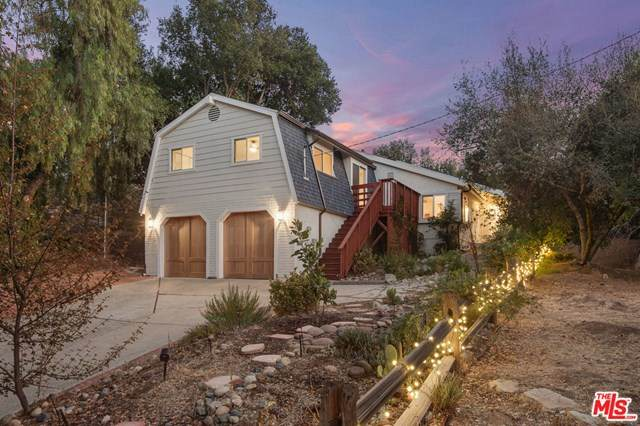 1651 Old Topanga Canyon Road, Topanga, CA 90290 (#20670574) :: The Alvarado Brothers