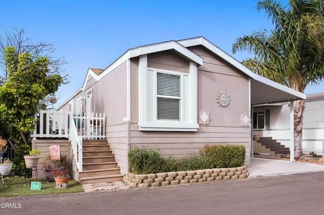 60 Debussy Lane #60, Ventura, CA 93003 (#V1-3004) :: Crudo & Associates