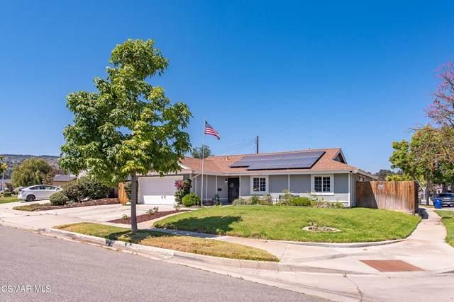 1808 Lakehurst Avenue, Camarillo, CA 93010 (#220011357) :: Bob Kelly Team