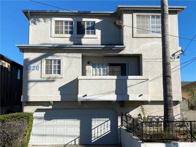 1220 S Grand Avenue #1, San Pedro, CA 90731 (#SB20256435) :: American Real Estate List & Sell
