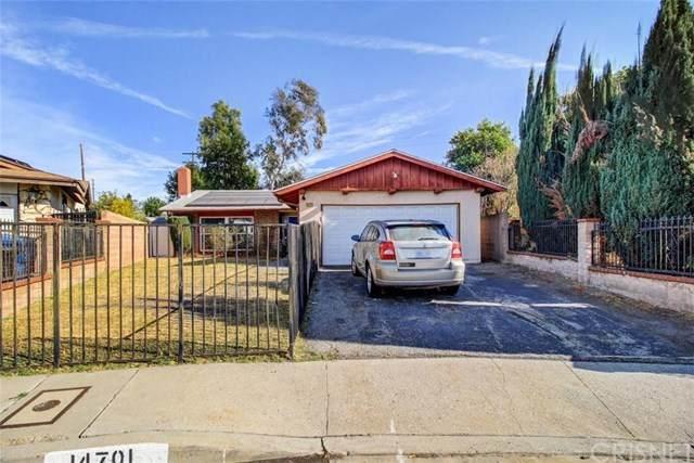 14701 Germain Street, Mission Hills (San Fernando), CA 91345 (#SR20241428) :: The Results Group