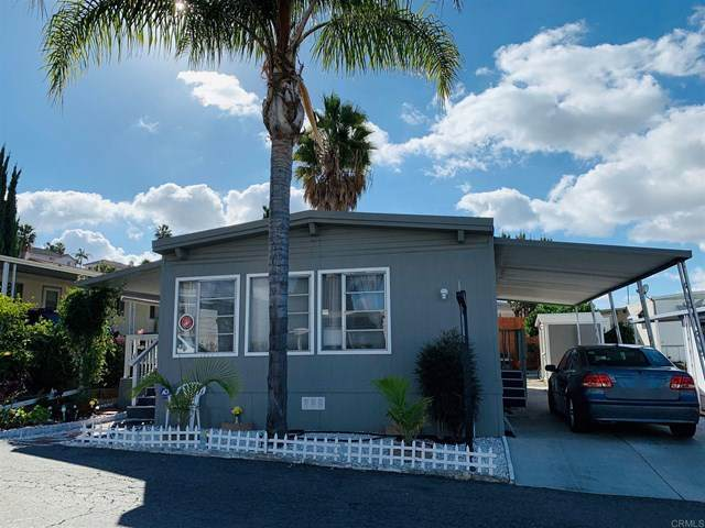 718 Sycamore Ave. #154, Vista, CA  (#PTP2002072) :: The Alvarado Brothers