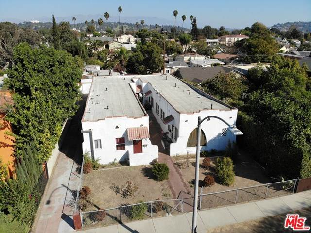 3243 Glenhurst Avenue, Los Angeles (City), CA 90039 (#20671292) :: The DeBonis Team