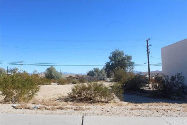 0 Adobe Road, 29 Palms, CA 92277 (#JT20259163) :: RE/MAX Masters