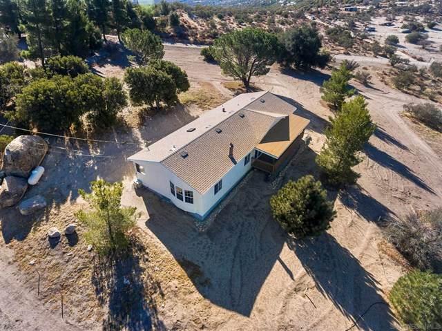 36449 Old Highway 80, Pine Valley, CA 91962 (#200054171) :: Zutila, Inc.