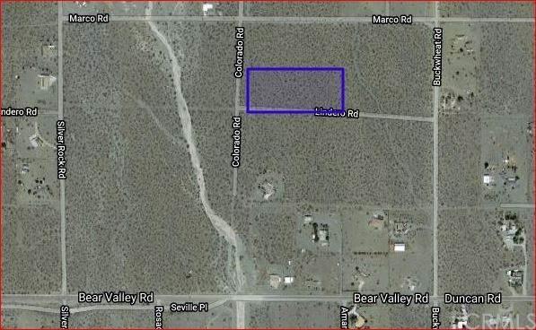 0 Lindero, Pinon Hills, CA 92372 (#EV20259689) :: The DeBonis Team