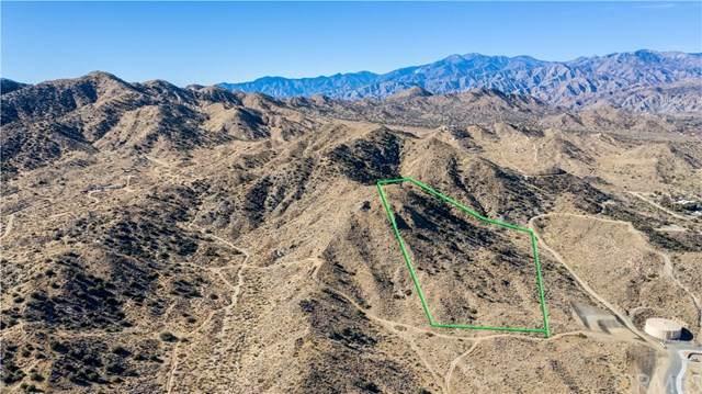 8798 Sage Avenue, Yucca Valley, CA 92284 (#JT20259724) :: RE/MAX Masters