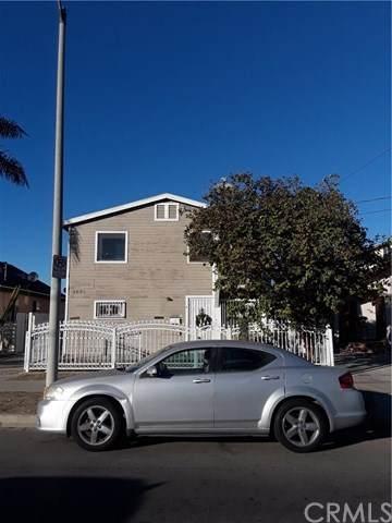 1621 W 224th Street, Torrance, CA 90501 (#SB20257090) :: Millman Team