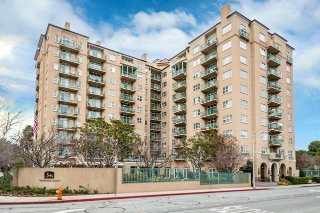 1 Baldwin Avenue #701, San Mateo, CA 94401 (#ML81823625) :: Team Forss Realty Group