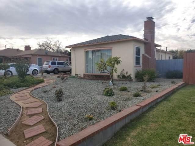 9631 S Van Ness Avenue, Inglewood, CA 90305 (#20671832) :: Compass