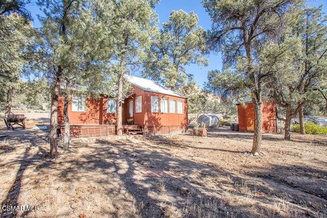 Lockwood Blvd, Frazier Park, CA 93225 (#220011437) :: American Real Estate List & Sell
