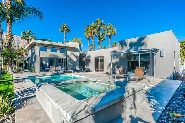 694 Dunes Court, Palm Springs, CA 92264 (#20672480) :: Compass