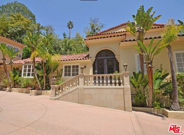 1710 Monte Cielo Court, Beverly Hills, CA 90210 (#20669968) :: Z Team OC Real Estate