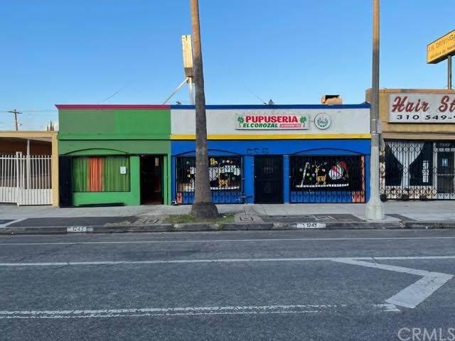 1241 N Avalon Boulevard, Wilmington, CA 90744 (#SB20261515) :: Re/Max Top Producers