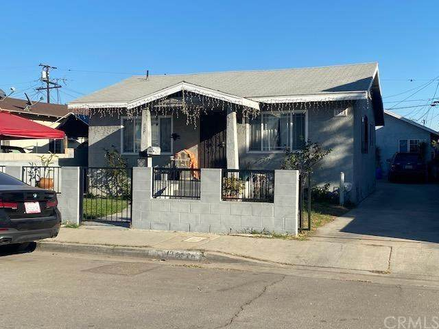 1324 S Fetterly Avenue, East Los Angeles, CA 90022 (#CV20262136) :: Compass