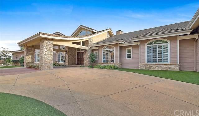 417 Long Canyon Road, Bradbury, CA 91008 (#AR20261147) :: Koster & Krew Real Estate Group | Keller Williams