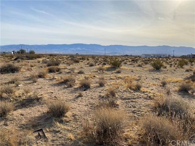 0 Campbell Road, Lucerne Valley, CA 92356 (#PW20262404) :: Compass