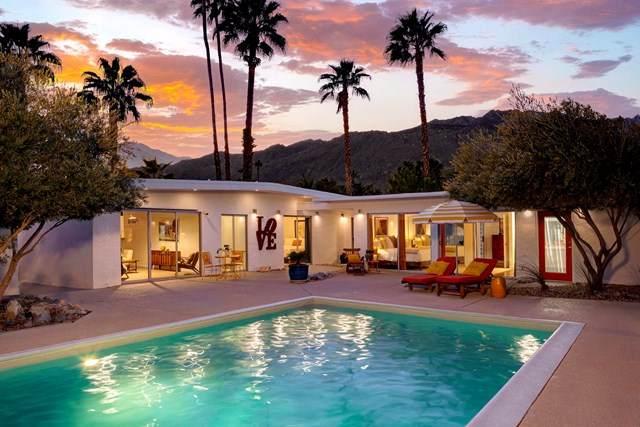 1110 E Via Altamira, Palm Springs, CA 92262 (#219054829DA) :: Realty ONE Group Empire