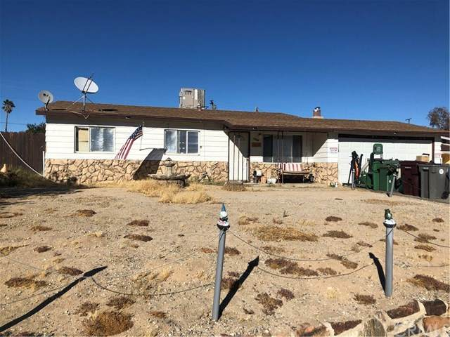 73134 Sun Valley Drive, 29 Palms, CA 92277 (#JT20262447) :: RE/MAX Masters