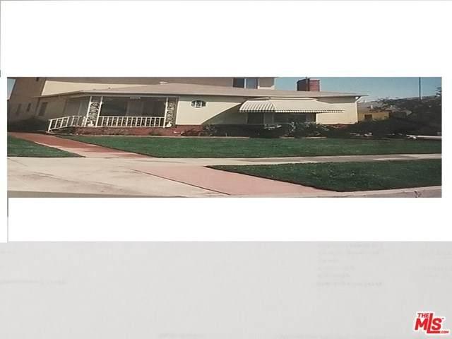 6106 S Fairfax Avenue, Los Angeles (City), CA 90056 (#20673250) :: Bob Kelly Team