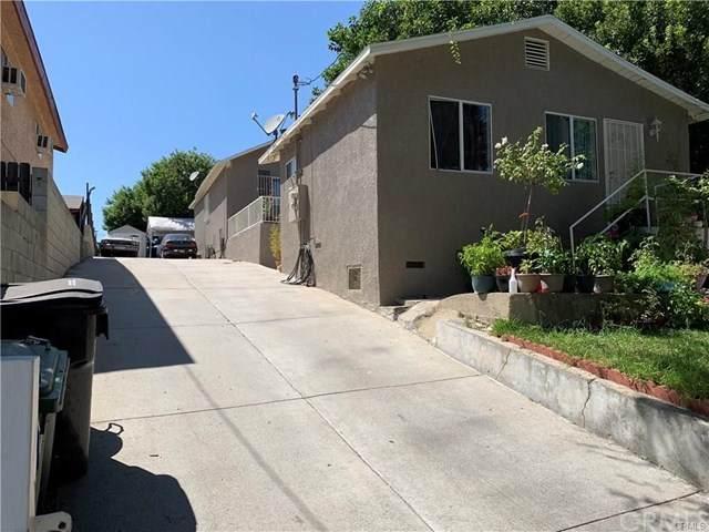327 N Carmelita Avenue, East Los Angeles, CA 90063 (#MB20263093) :: Compass