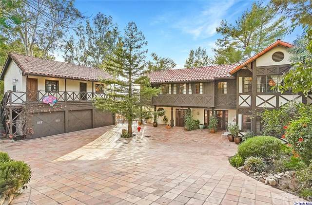 4833 Lowell Avenue, La Crescenta, CA 91214 (#320004427) :: The Parsons Team