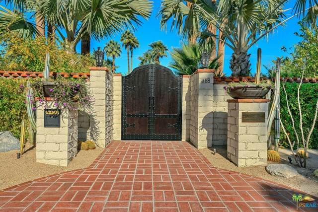 358 E Via Altamira, Palm Springs, CA 92262 (#20671652) :: Realty ONE Group Empire