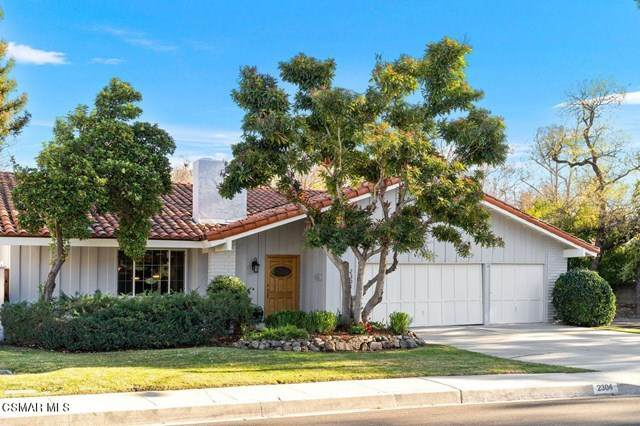 2304 Waterby Street, Westlake Village, CA 91361 (#220011514) :: The Results Group
