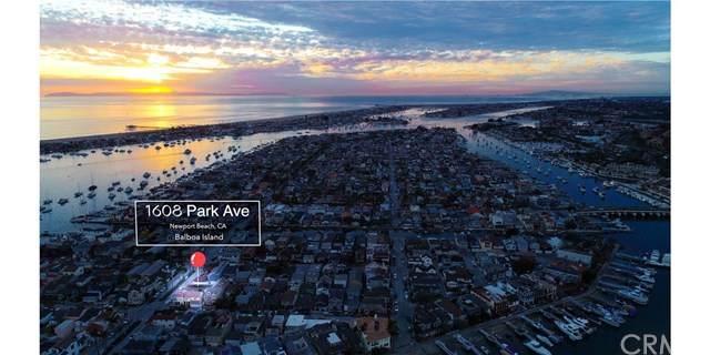1608 Park Avenue, Newport Beach, CA 92662 (#LG20254014) :: Brandon Hobbs Group
