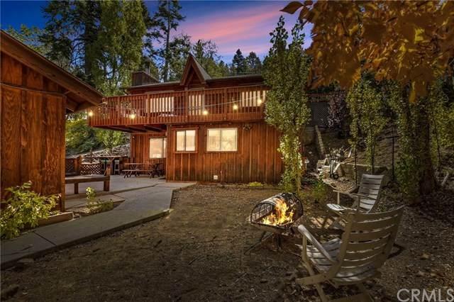 42962 Dogwood Drive, Big Bear, CA 92315 (#EV20264318) :: Re/Max Top Producers