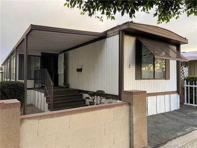 21926 S Vermont Avenue #2, Torrance, CA 90502 (#WS20264539) :: The Results Group